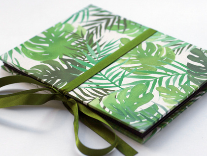 Daintree concertina photo album