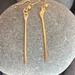 Gold Branch Earrings [2018-0022]
