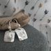 Silver Horse Shoe Earrings [2018-0022]
