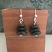 Rock Cairn Stack Earrings  [347]