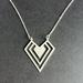 Art Deco pendant necklace