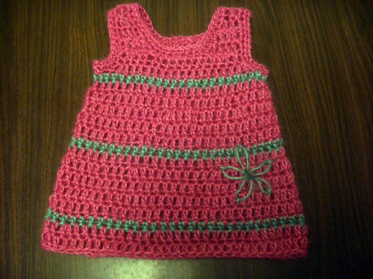 Free Crochet Toddler Tank Top Pattern : Crochet Tank Top - Viewing Gallery