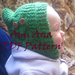 PDF PATTERN ONLY OWL be in the Hood - Knit Baby Owl Hood UNISEX