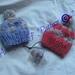 PDF PATTERN ONLY Ami Ana Almost Argyle-style Prem-Baby Pom Pom Knitted Hat Pattern, Unisex