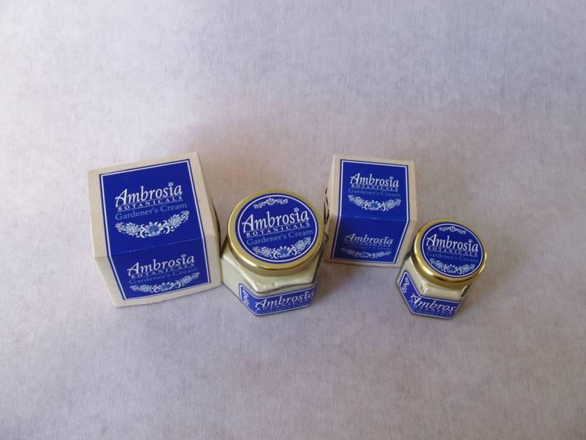 Ambrosia Botanicals Gardener's Cream 100g