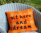Dreamy Tangerine Cushion