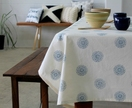 Indian DaisyTablecloth