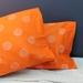 Tangerine Dreamy Pillowcases - Pair