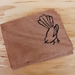 Fantail Table Mats - Set of 4