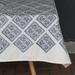 Raspberry Leaf Block - Tablecloth