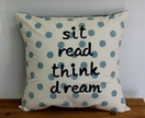 Dotty Dreamy Cushion