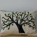 Kowhai Tree Cushion