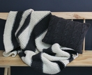 Moss Stich Throw