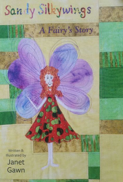 Sandy Silkywings: A Fairy's Story