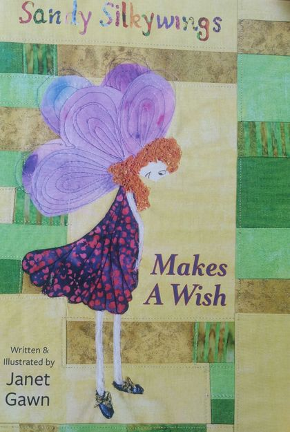 Sandy Silkywings: Makes A Wish