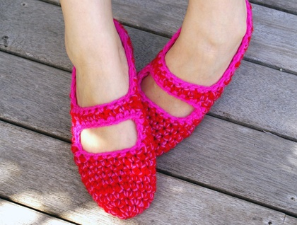 Free Crochet Socks, Slippers & Shoes Patterns - Page 1