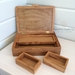Hawthorn and Oak Jewellery Box