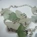Summer memory beachglass/seaglass necklace