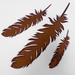Ironweed SET OF FEATHERS