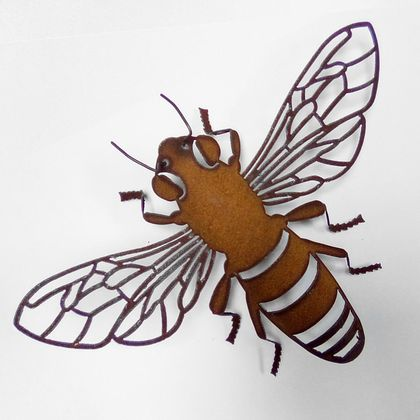 Ironweed HONEY BEE Large