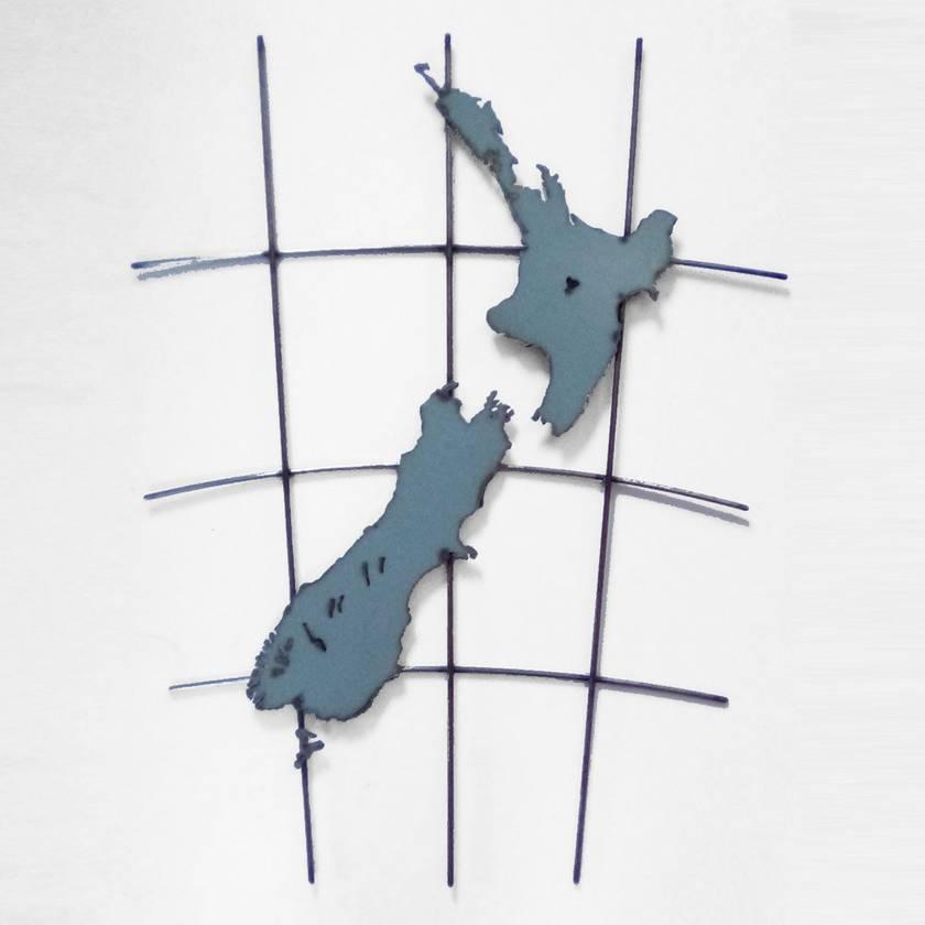 Ironweed NZ MAP