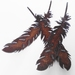 Ironweed SET OF FEATHERS - mini