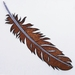Ironweed FEATHER - giant