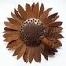 Ironweed SUNFLOWER WITH BEE - Medium