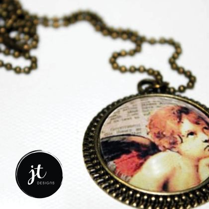 Be my Angel Necklace