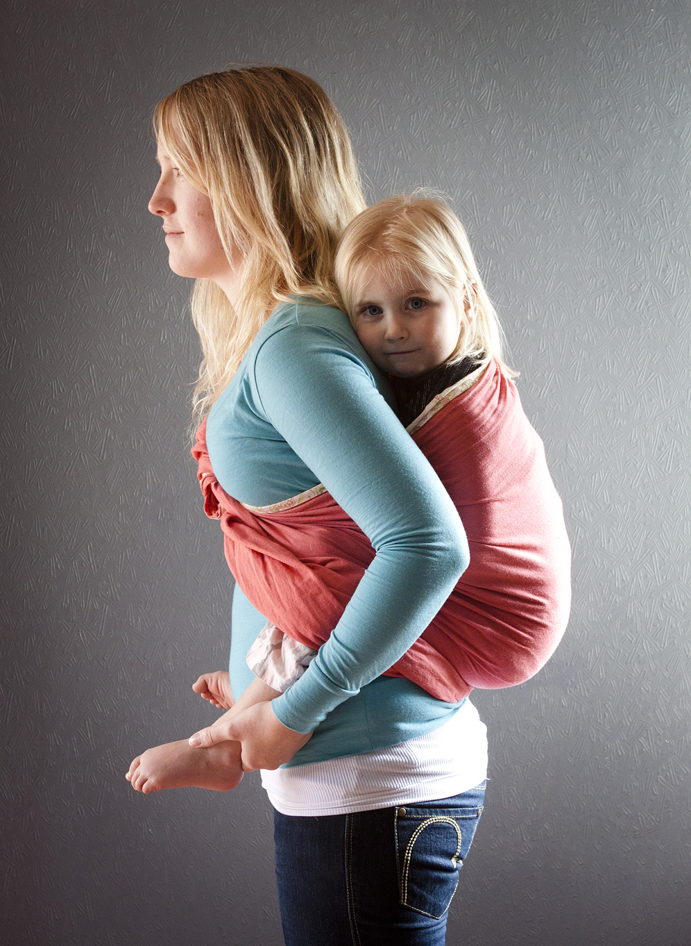 Ring Sling Back Carry Age