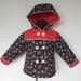 Rockabilly-tastic! Cherry Star Jacket ~ size 2