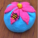 Beautiful Flower Hat (Your Choice of Colours)