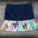 Butterfly Frill Skirt - Size 2 years