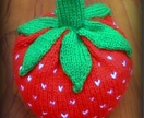 Delicious Strawberry Hat