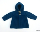 The Ultimate Hoodie (Teal) - 6-12 Months