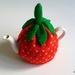 Strawberry Tea Cosy (Medium)