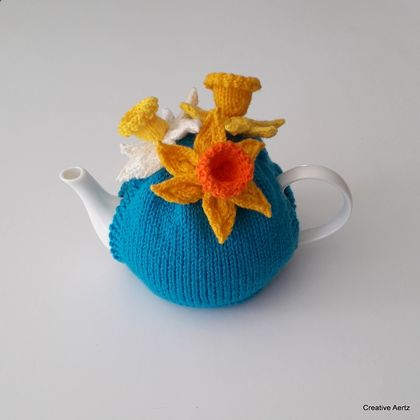 Daffodil Tea Cosy (Small)