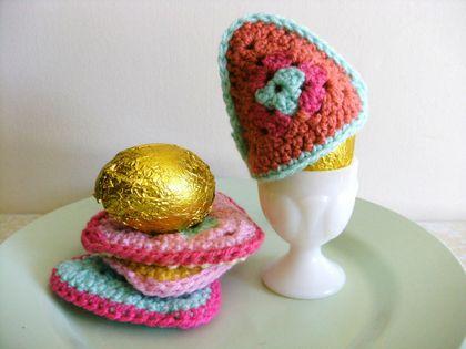 Cozy Egg Pattern « Gold Patterns. Free Patterns