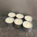 9 hour Soy wax tea lights