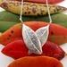 Pohutukawa Leaf Pendant
