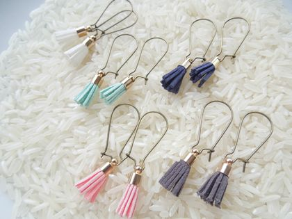 Cute Tassel earrings!