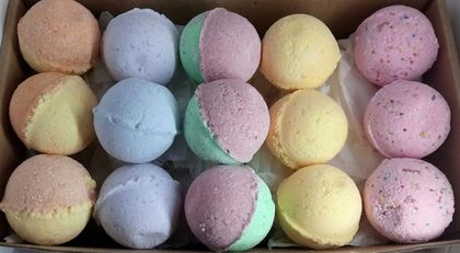15 Bath Bombs Kids Collection