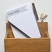 Tiny notes grey flag style Notepad