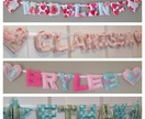 Gorgeous Personalised Name Buntings