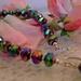 Peacock Splendor Bracelet