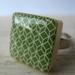 Green Geometric Ring