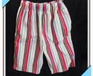 Striped shorts size 6