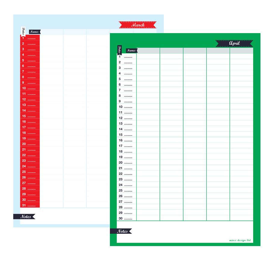 Family Planner Calendar Nz : Family wall planner felt