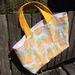 **Bright & Cheerful Cotton Bag**No More Plastic**