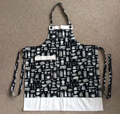 **Full Length Cotton Apron**